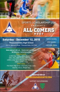 all comers meet hayward